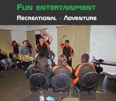 Picture10 Fun entertainment Team buildig