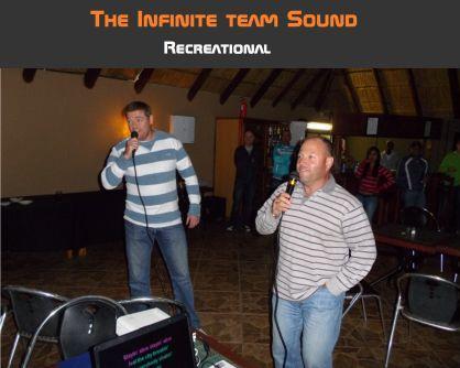 Picture11 The Infinite team Sound Team buildig
