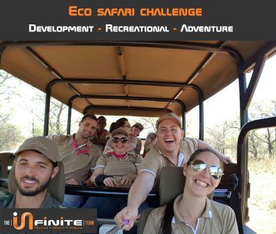 Picture3 Eco safari challenge Team buildig