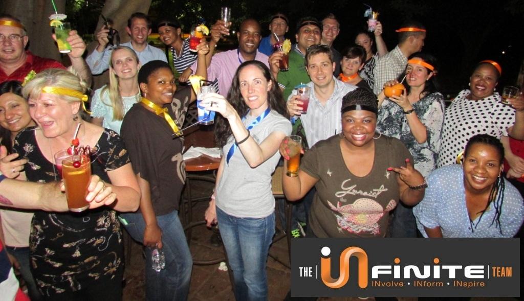 The Infinite Team | Team Building Pretoria | Pretoria Team Building | Teambuilding Pretoria | Pretoria Teambuilding