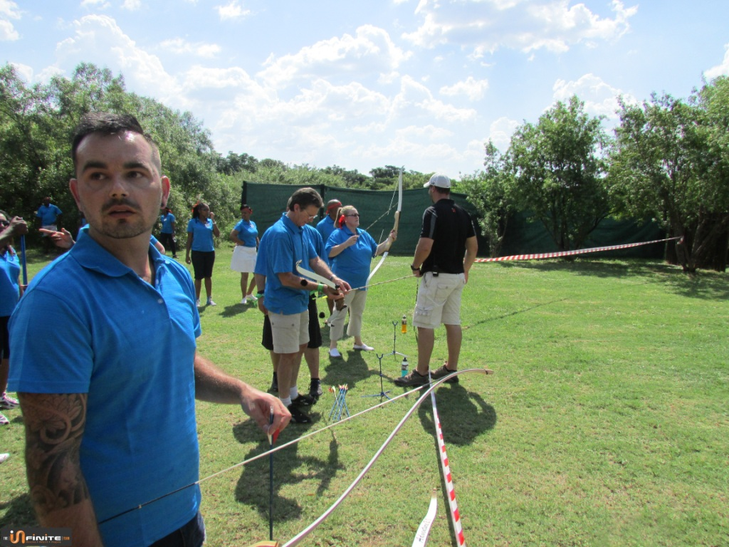 Archery Team Building In Pretoria