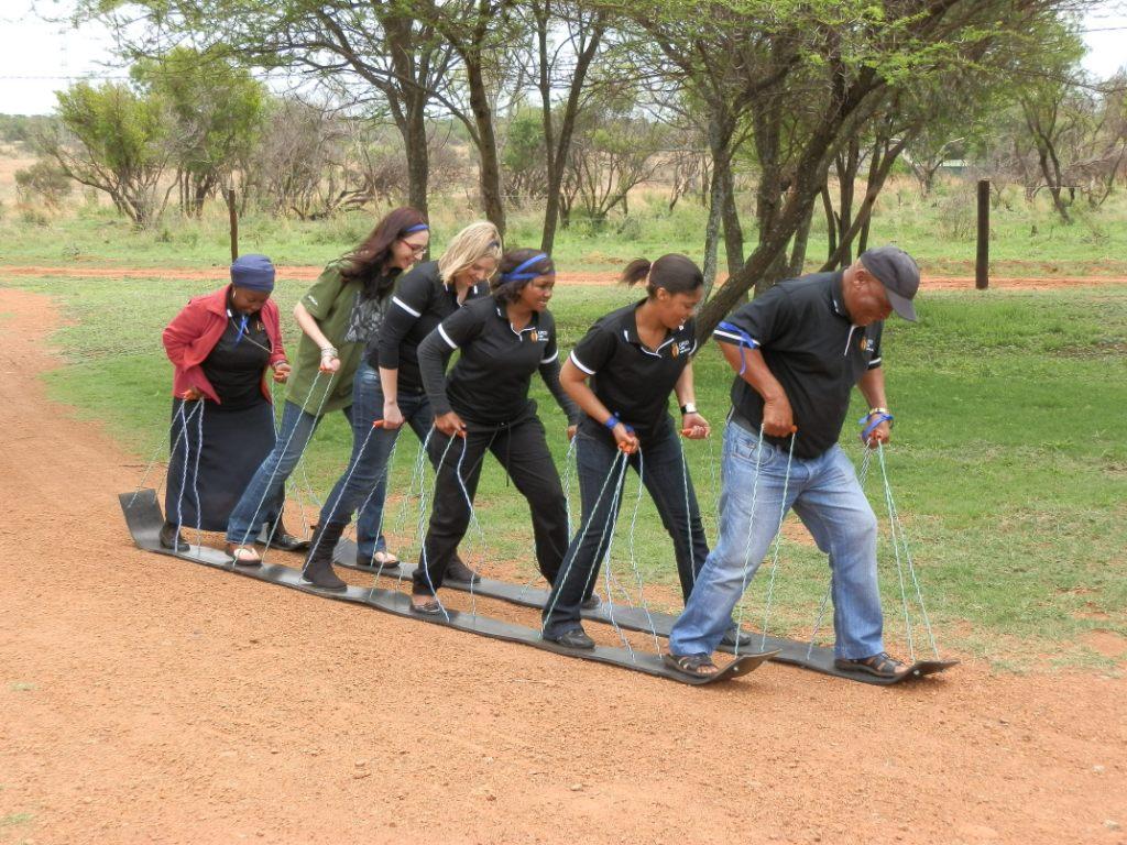 Dinokeng Team Building