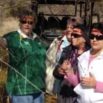 Team Building in the bush
