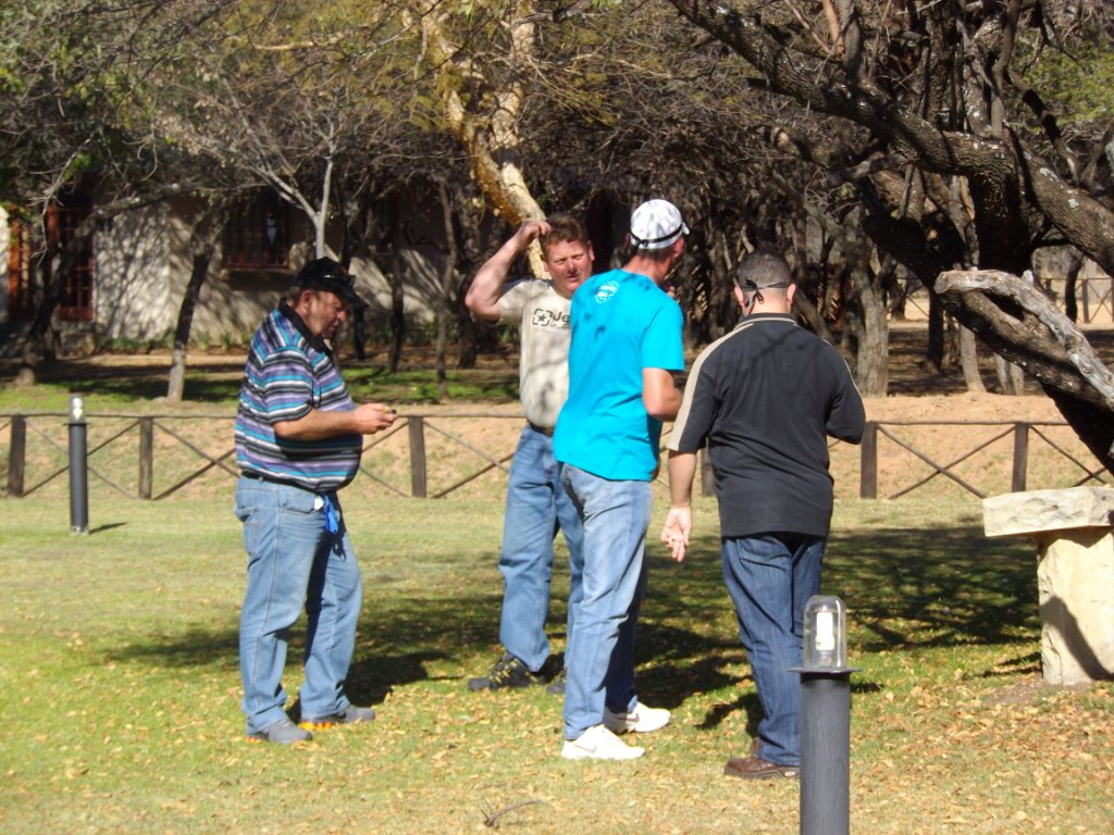 Team Building Dinokeng