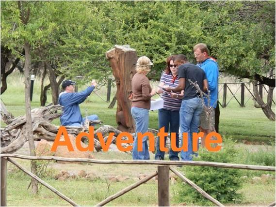Team buildig Adventure