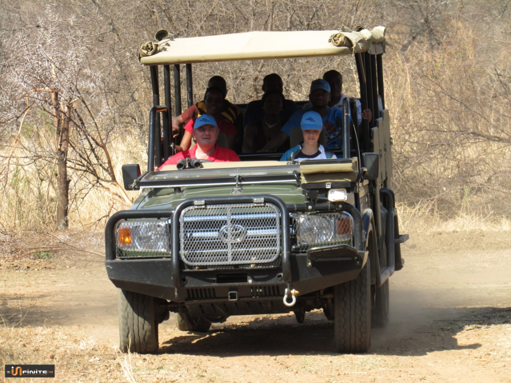 Team Building in the bush