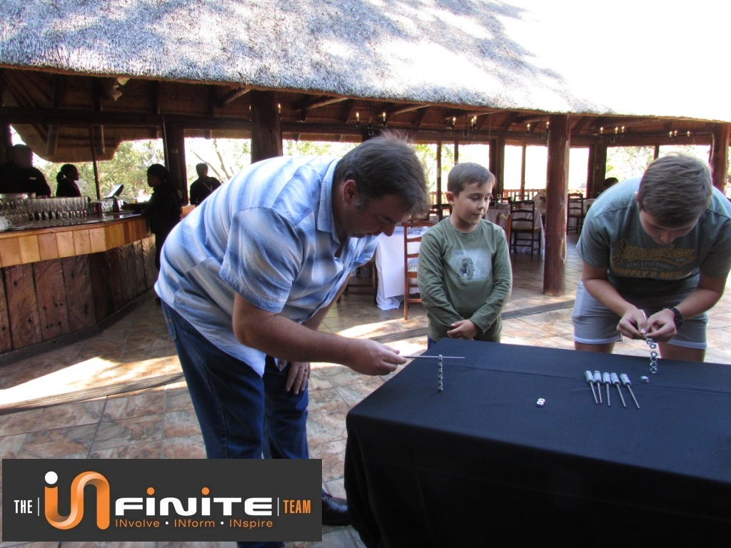 Father's Day fun at Faircity Roodevallei Conferencing & Meeting Hotel 13