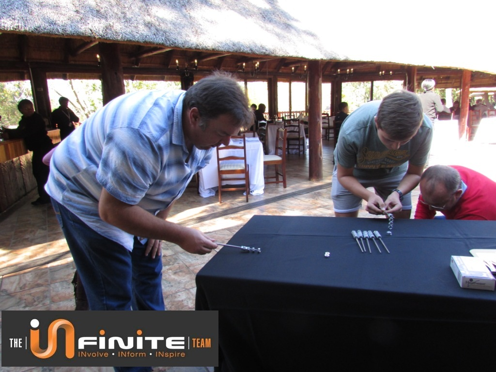 Father's Day fun at Faircity Roodevallei Conferencing & Meeting Hotel