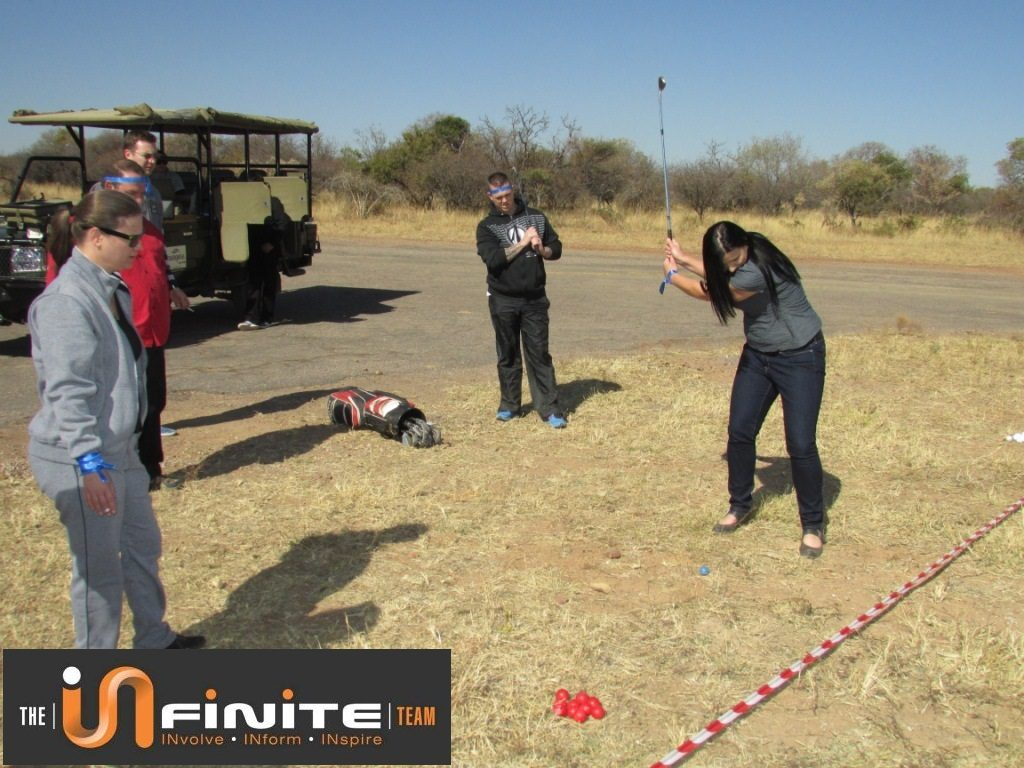 Dinokeng Game Reserve Team Building: