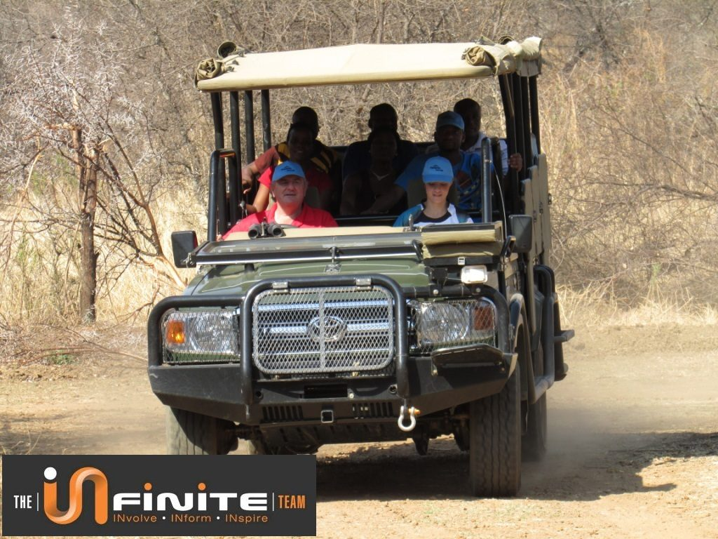 Team Building Dinokeng big 5 Game Reserve