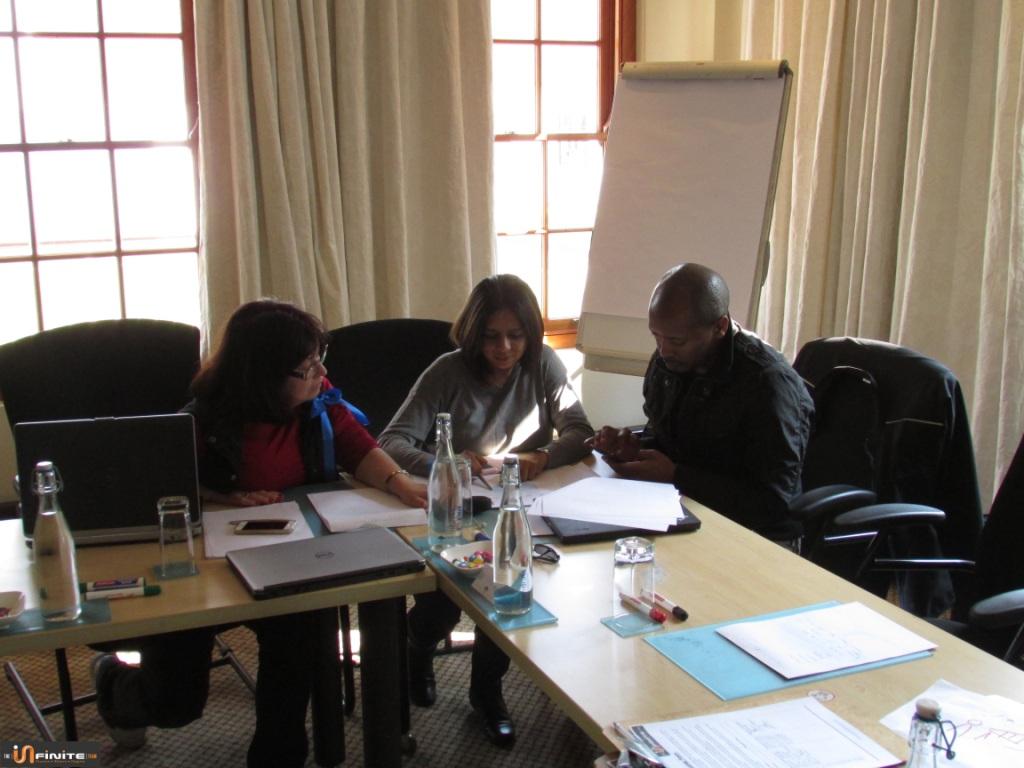 Team Building in Pretoria