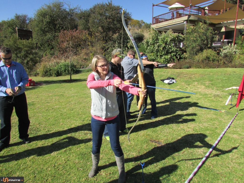 Team Building Pretoria at The Blades 10