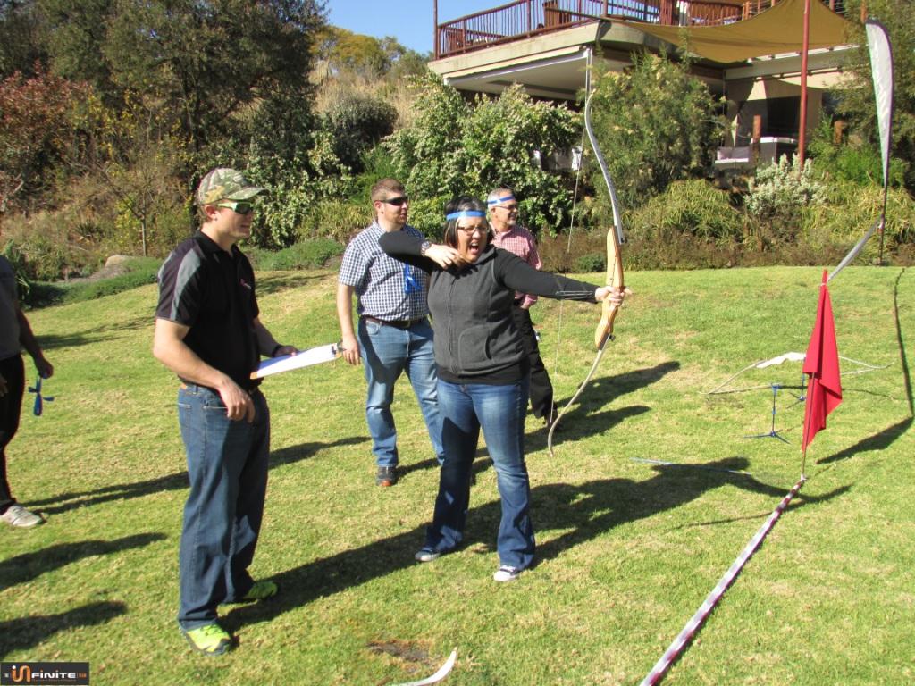 Team Building Pretoria at The Blades 11