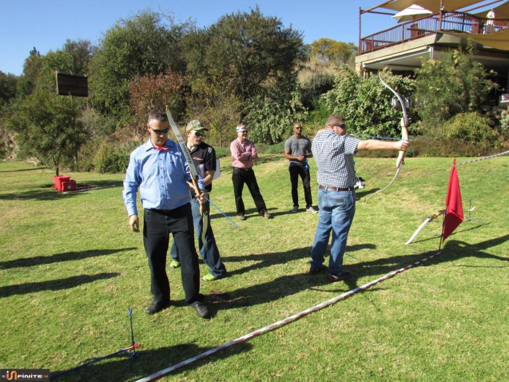 Team Building Pretoria at The Blades 12