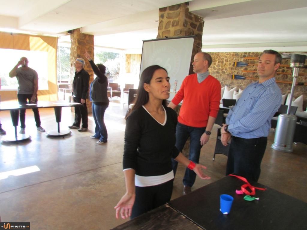 Team Building Pretoria at The Blades 14