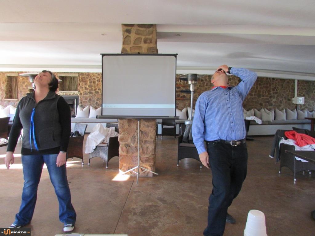 Team Building Pretoria at The Blades 16