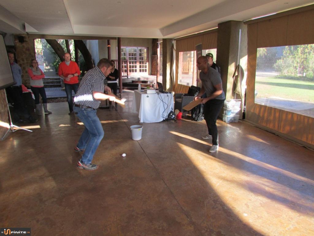 Team Building Pretoria at The Blades 23