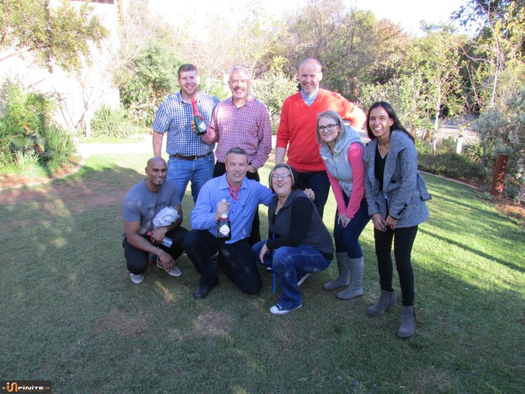 Team Building Pretoria at The Blades 26
