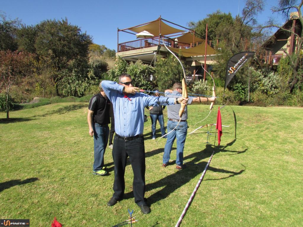 Team Building Pretoria at The Blades 4