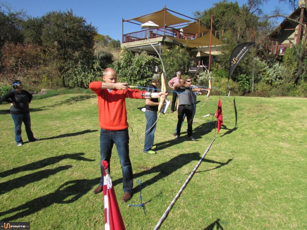 Team Building Pretoria at The Blades 6