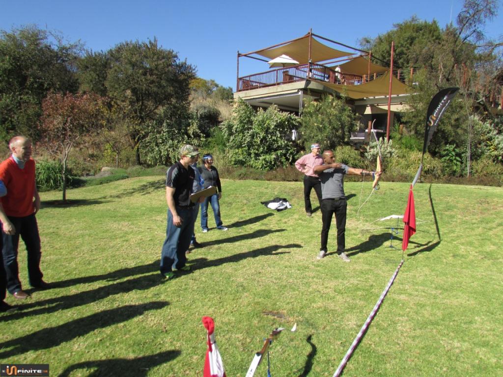 Team Building Pretoria at The Blades 8
