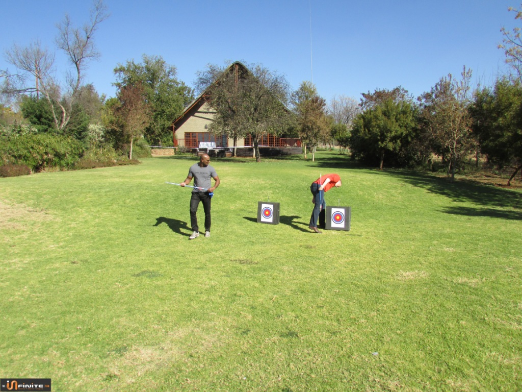 Team Building Pretoria at The Blades 9