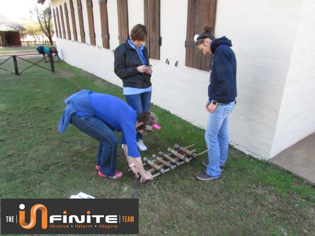 Team Building in Dinokeng near Pretoria 10