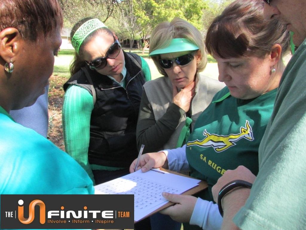 Team Building in Dinokeng near Pretoria 11