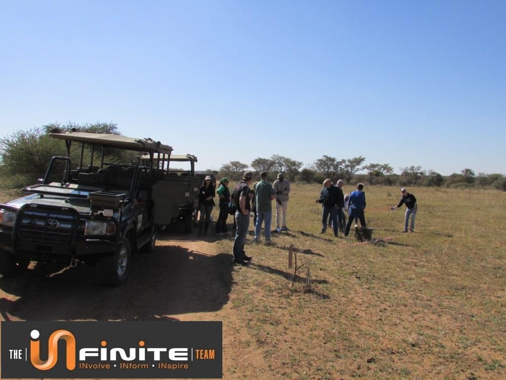 Team Building in Dinokeng near Pretoria 14