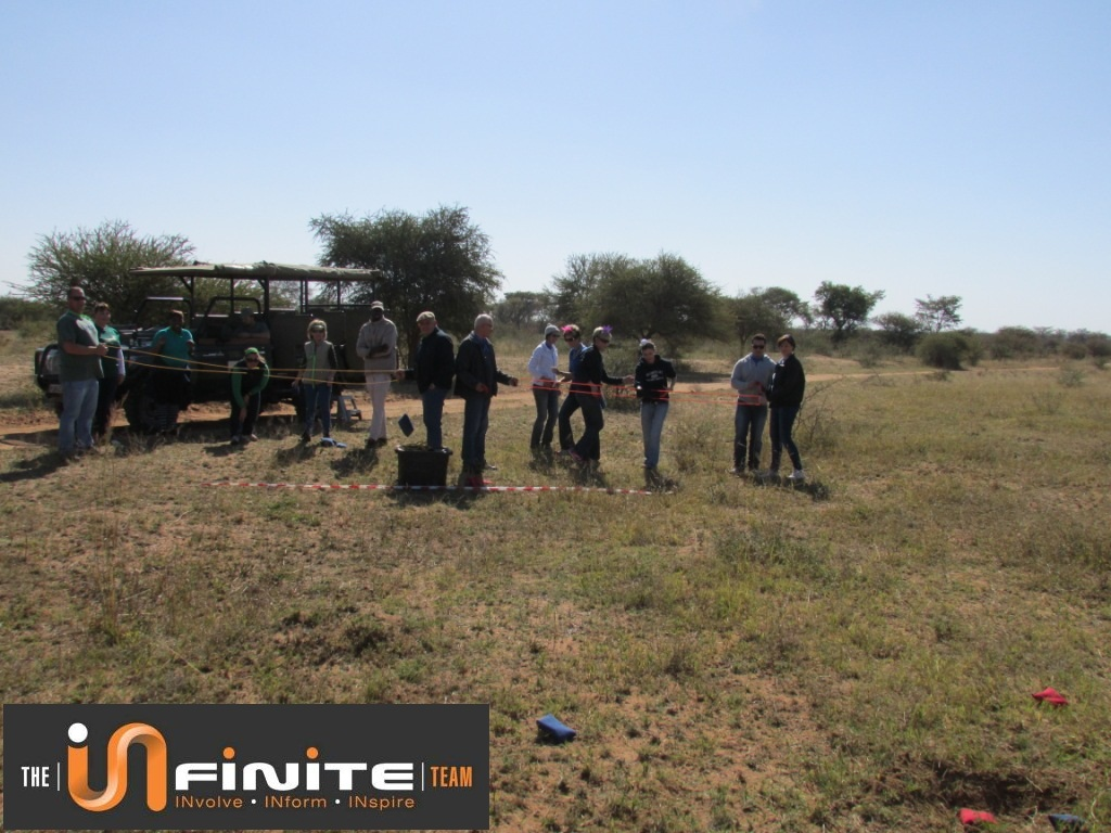 Team Building in Dinokeng near Pretoria 16