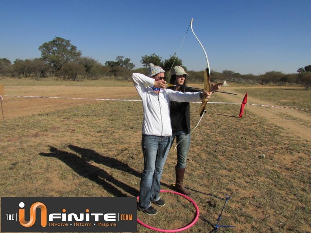 Team Building in Dinokeng near Pretoria