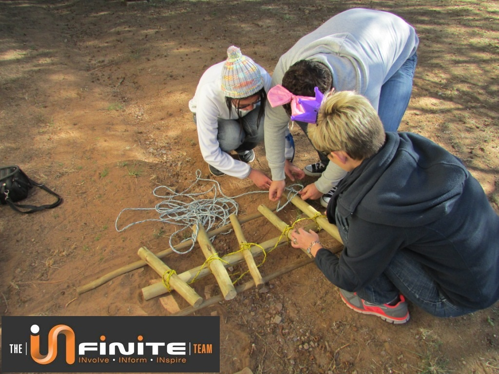 Team Building in Dinokeng near Pretoria 6