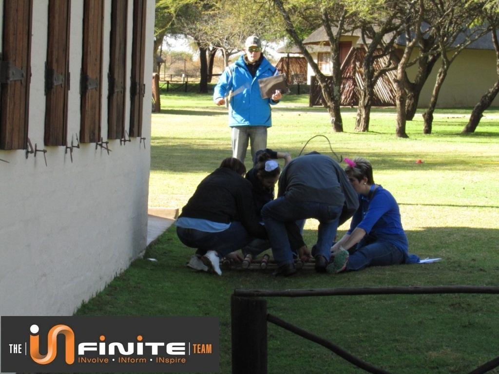 Team Building in Dinokeng near Pretoria 8