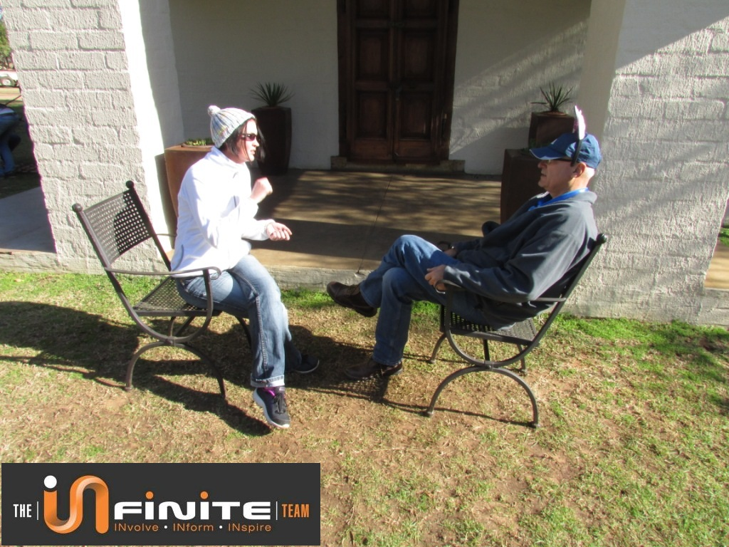 Team Building in Dinokeng near Pretoria 9