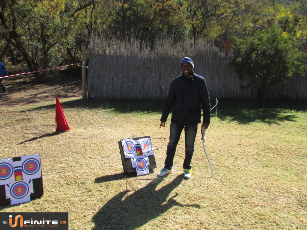 Team Building at Intundla in Dinokeng Game Reserve