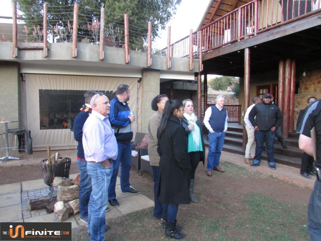Team Building at The Blades in Pretoria
