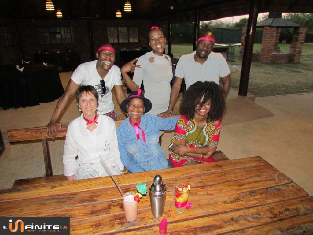 Team Building Pretoria at Faircity Roodevallei