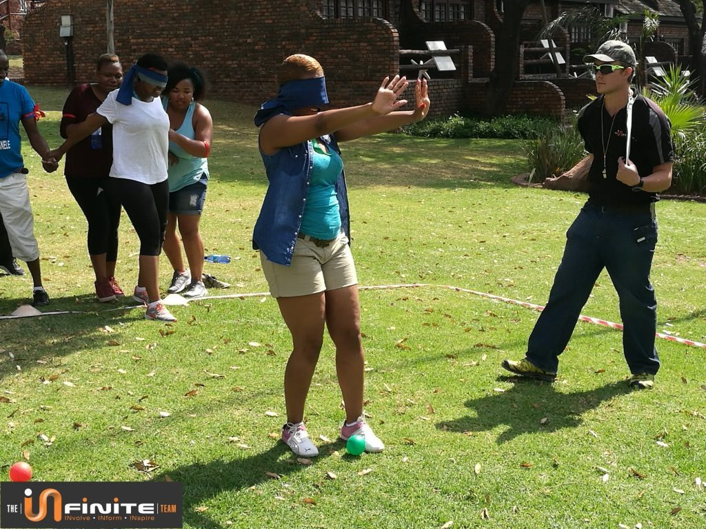 Team building Middelburg Mpumalanga at Olifants river lodge