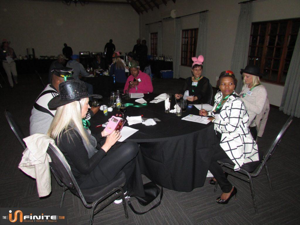 CSI – Cluedo Team building near Pretoria at Roodevallei