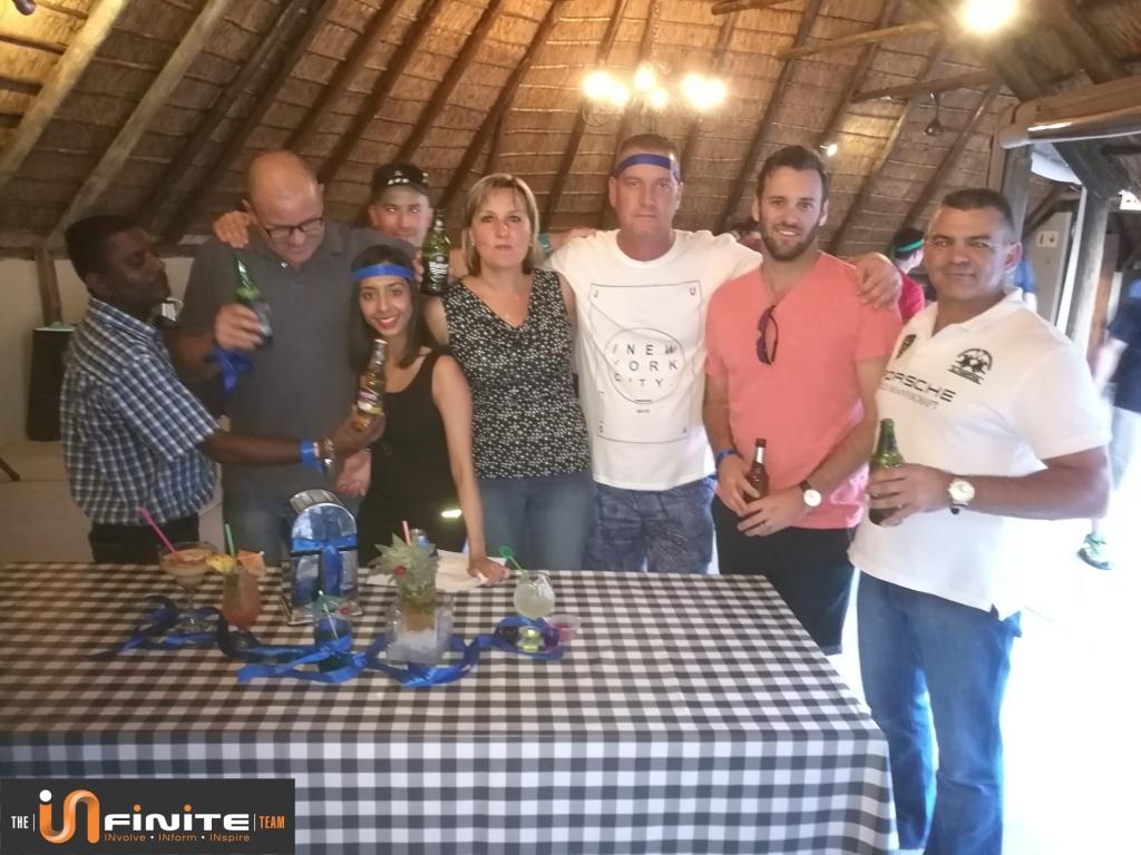 Team Building near Pretoria