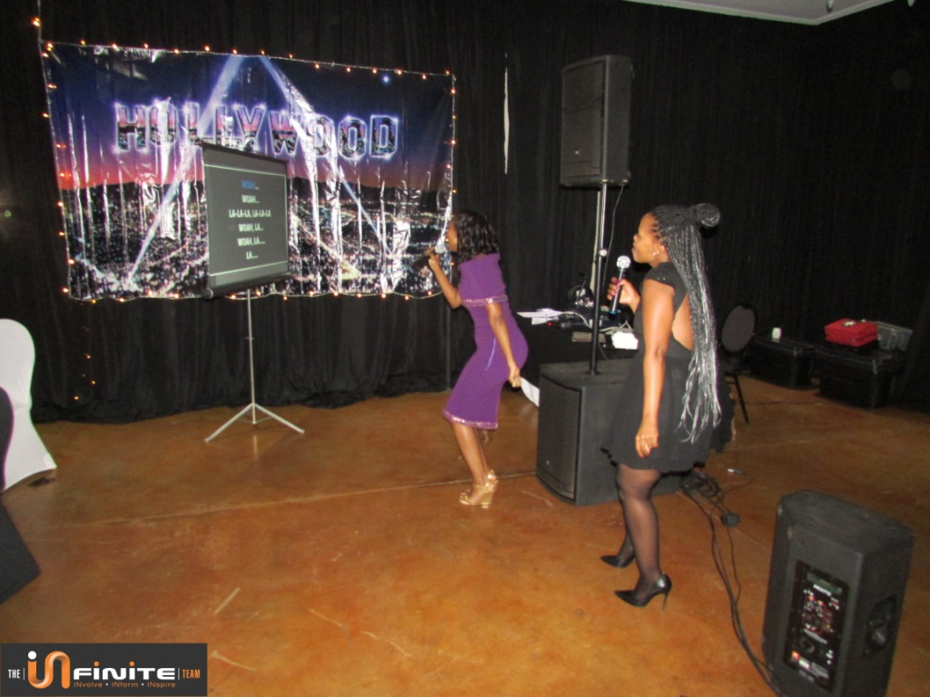 Karaoke Team Building in Pretoria