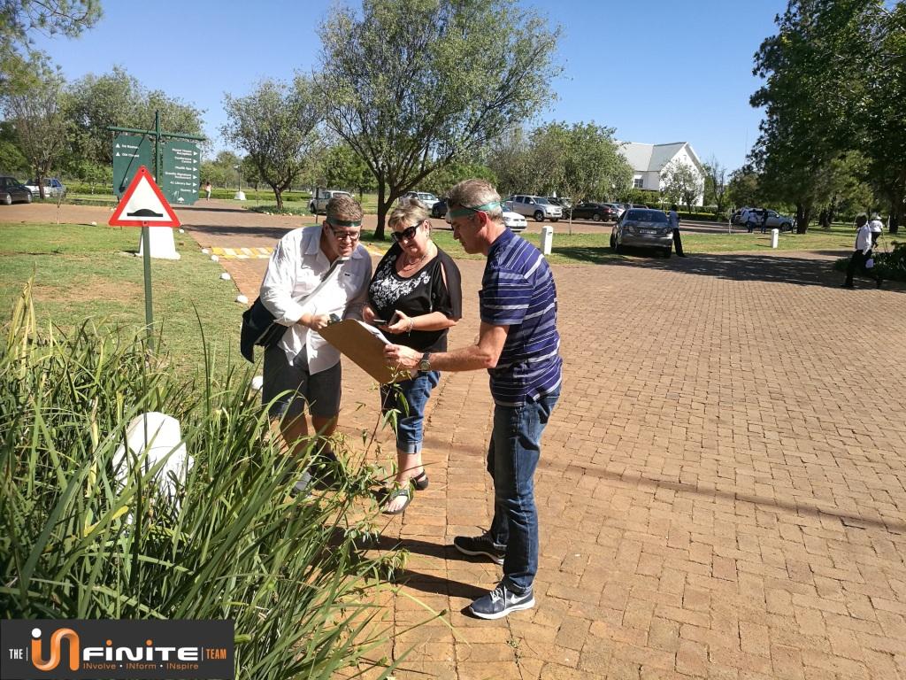 Treasure hunt team building Pretoria