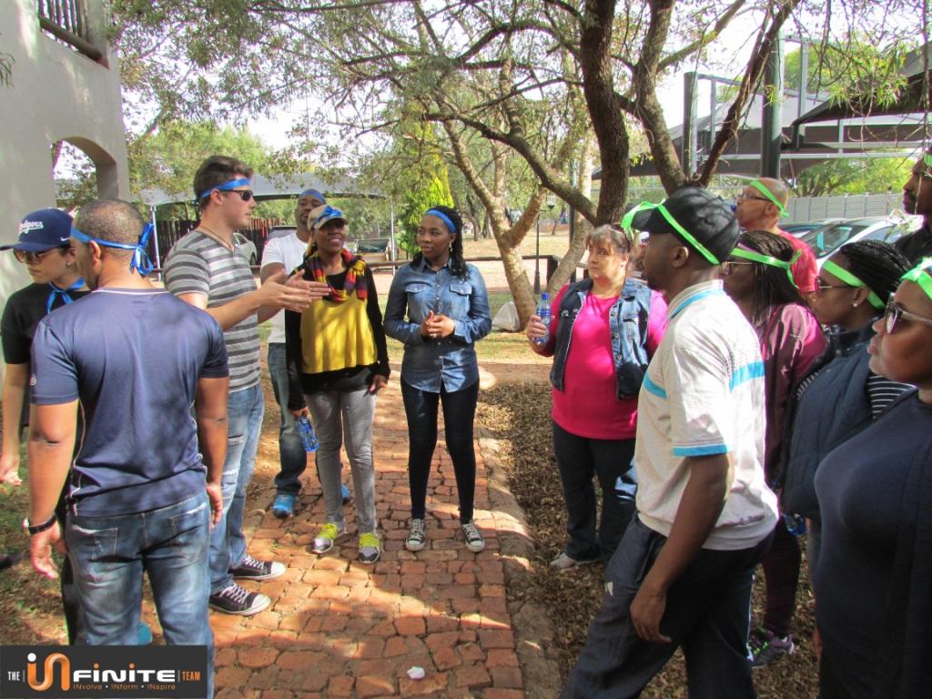 City Of Tshwane: Team Building City Of Tshwane