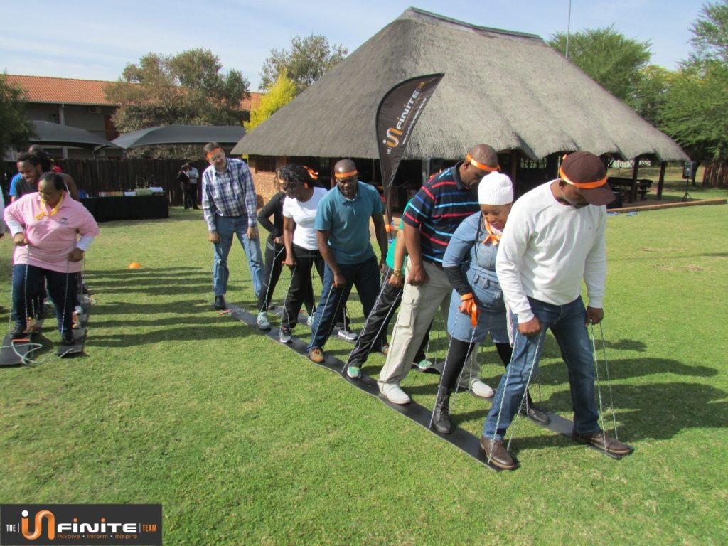 Team building City of Tshwane 12