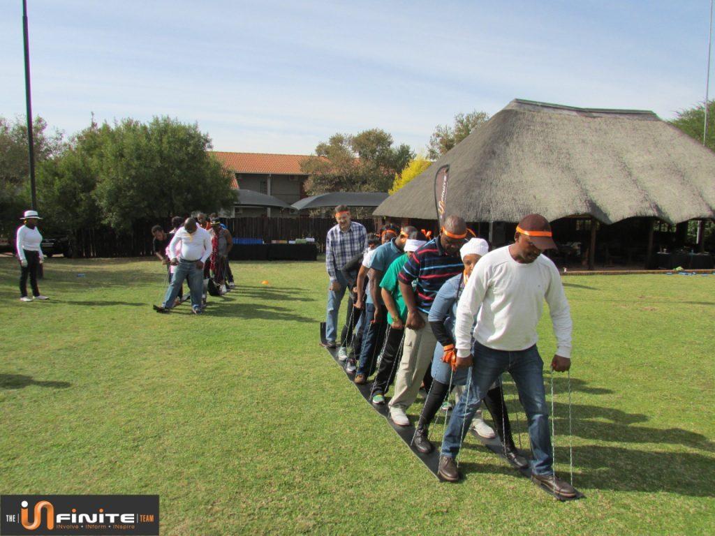 Team building City of Tshwane 14