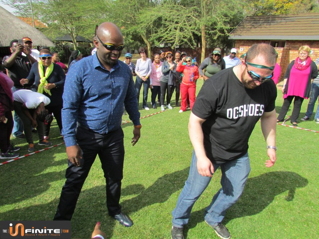 Team building City of Tshwane Office of the Executive Mayor