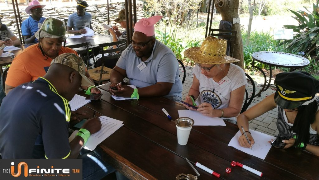 Team Building Pretoria Botanical Garden