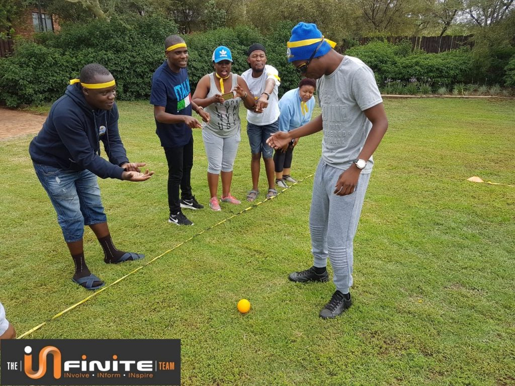 Holiday resort team building Pretoria