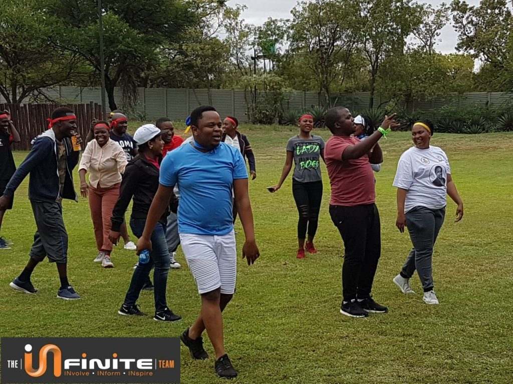 Holiday resort team building Pretoria