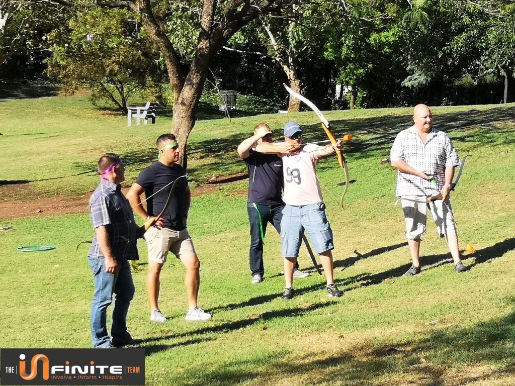 Archery Golf Team Building Pretoria